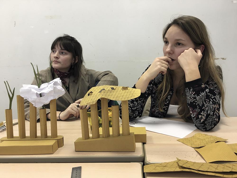 Workshop En équilibre /Développement des projets